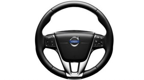 V40 Leather Steering Wheel